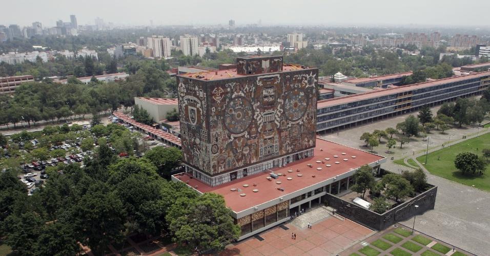 5ª posição: Unam (Universidad Nacional Autónoma de México), México