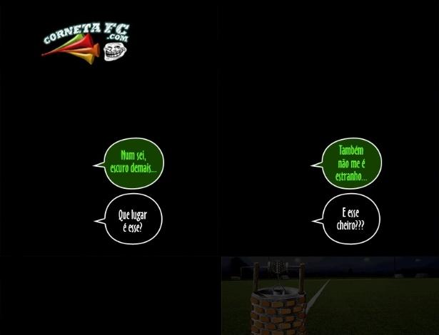 Corneta FC: Lanterninhas
