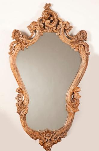 Esse espelho da Balisun (www.balisun.com.br) pode ser usado para trazer sofisticação a pequenos espaços, como banheiros e corredores. Mede 1 x 0,6 m e está à venda por R$ 499