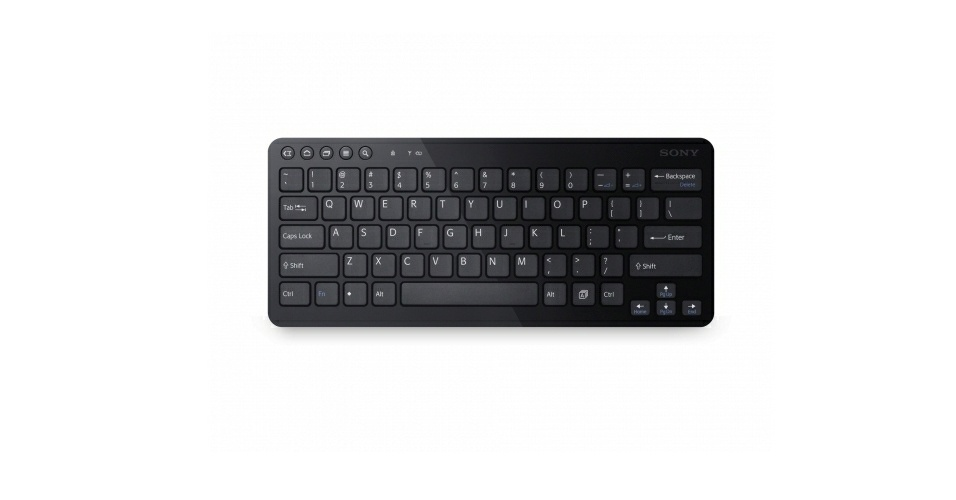 O teclado, vendido separadamente, custa R$ 299