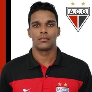 Rayllan, jogador do Atlético-GO