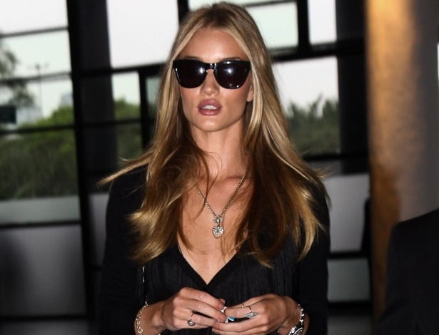 Rosie Huntington-Whiteley será destaque do desfile da Animale na SPFW Verão 2013 (11/6/12)