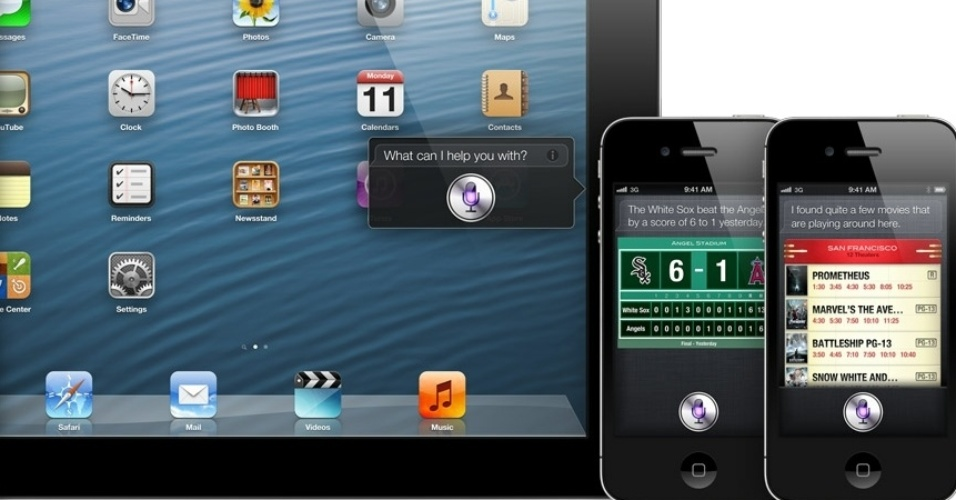 Recursos do iOS 6 - Siri no iPad e iPhone