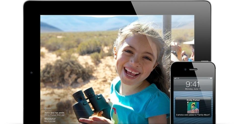 Recursos do iOS 6