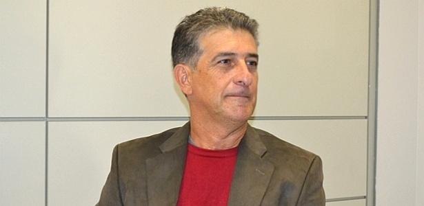 Ricardo Drubscky, no técnico do Atlético-PR