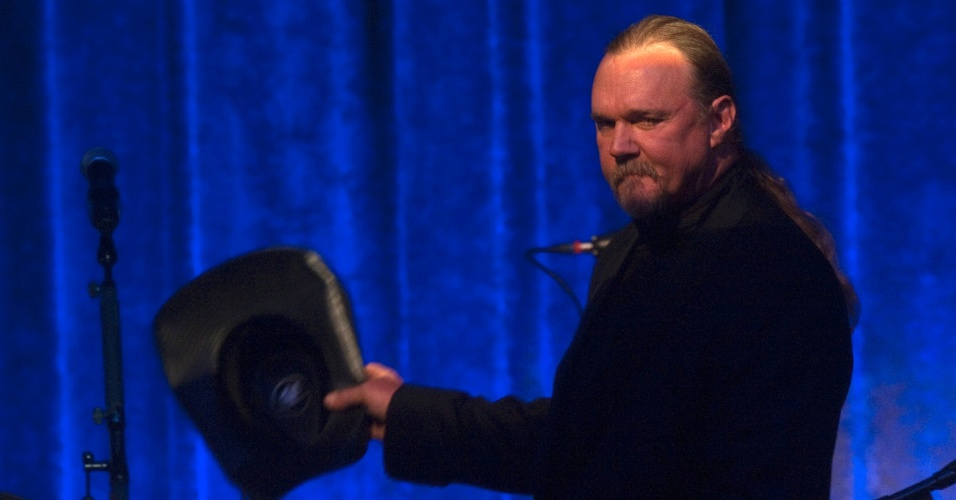 Trace Adkins, cantor de m&#250;sica country