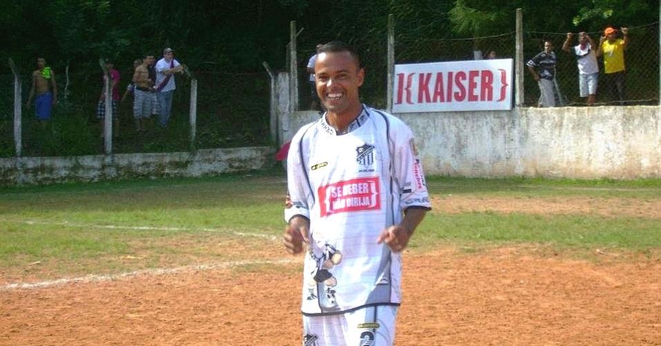Anselmo, jogador do Carrão