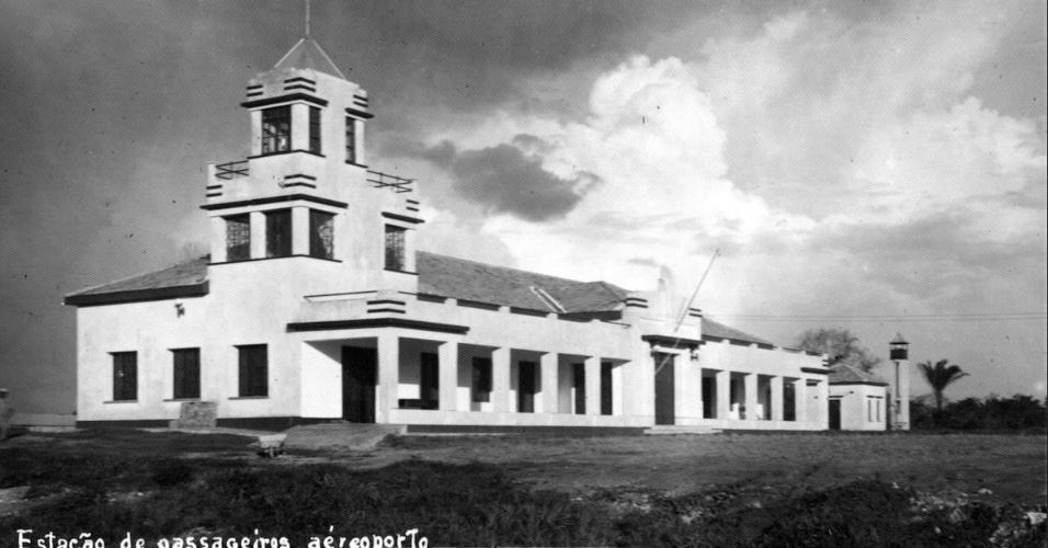 Antigo aeroporto da cidade de Rio Branco