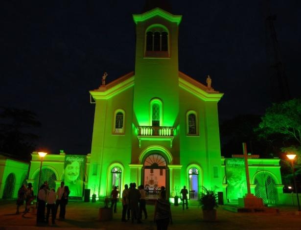 Igreja de São Sebastião, em Xapuri (AC)