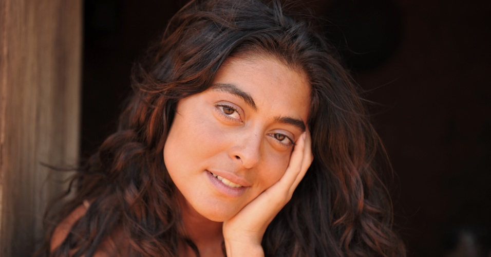 Juliana Paes assume sobrancelhas naturais para &#34;Gabriela&#34;