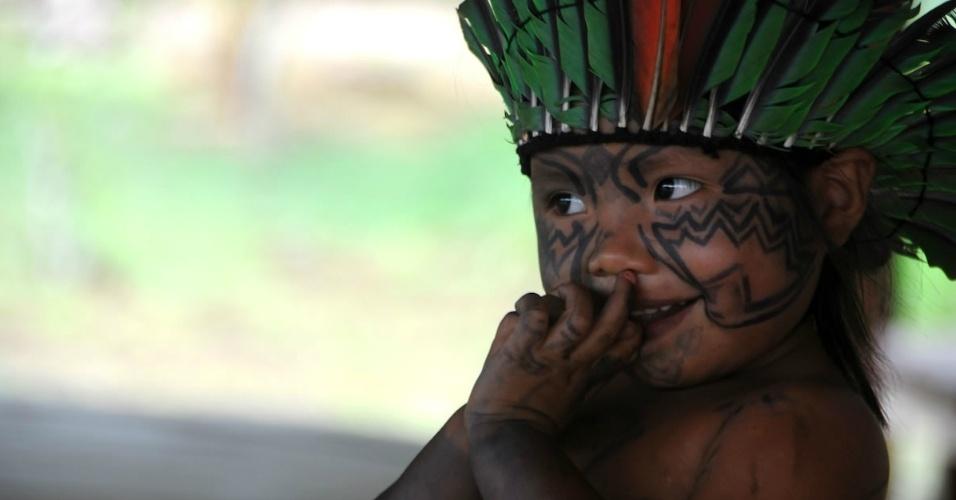 No Acre, existem 16 etnias indígenas