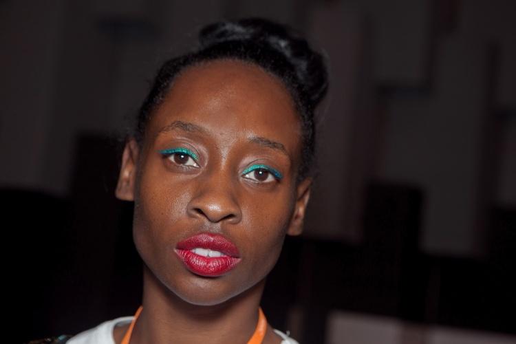 Beleza da Rua SPFW Verão 2013 - Amaka Umunha
