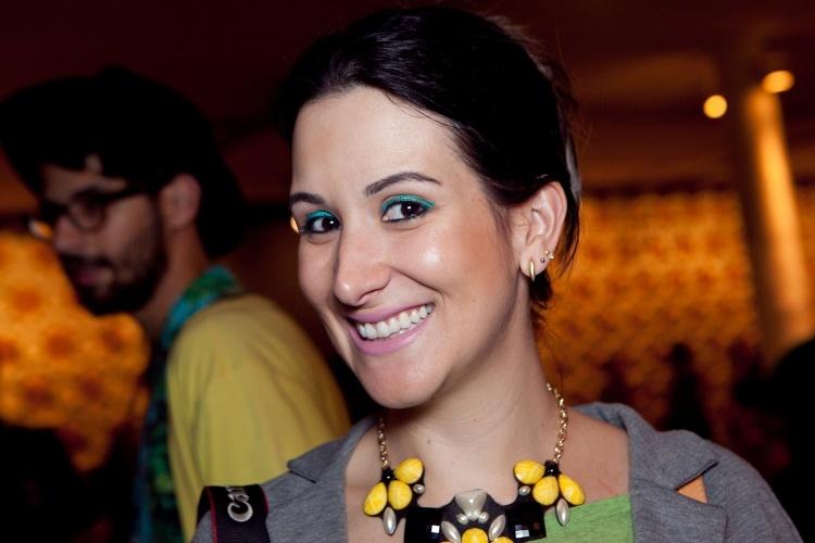 Beleza da Rua SPFW Verão 2013 - Mariane Moreira