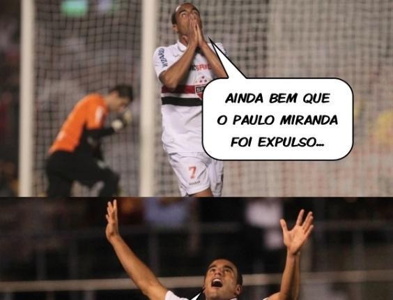 Corneta FC: Lucas
