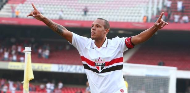 Luis Fabiano despertou interesse no Qatar, mas São Paulo quer mantê-lo no clube