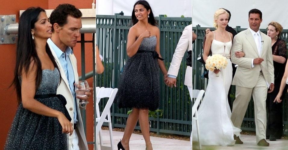 Camila Alves aparece com vestido folgado e levanta suspeitas de gravidez (16/6/12)