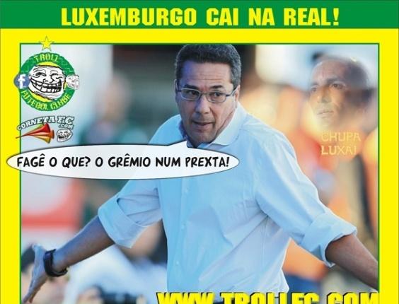 Corneta FC: Desempenho do Grêmio faz Luxa cair na real