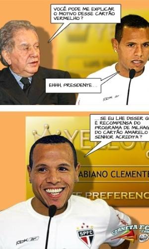 Corneta FC: Programa de milhagem do Fabuloso