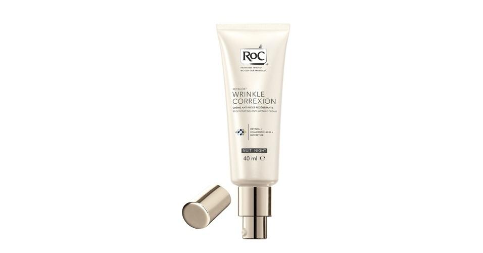 Creme Hidratante Intensivo Wrinkle Correxion Noite, RoC