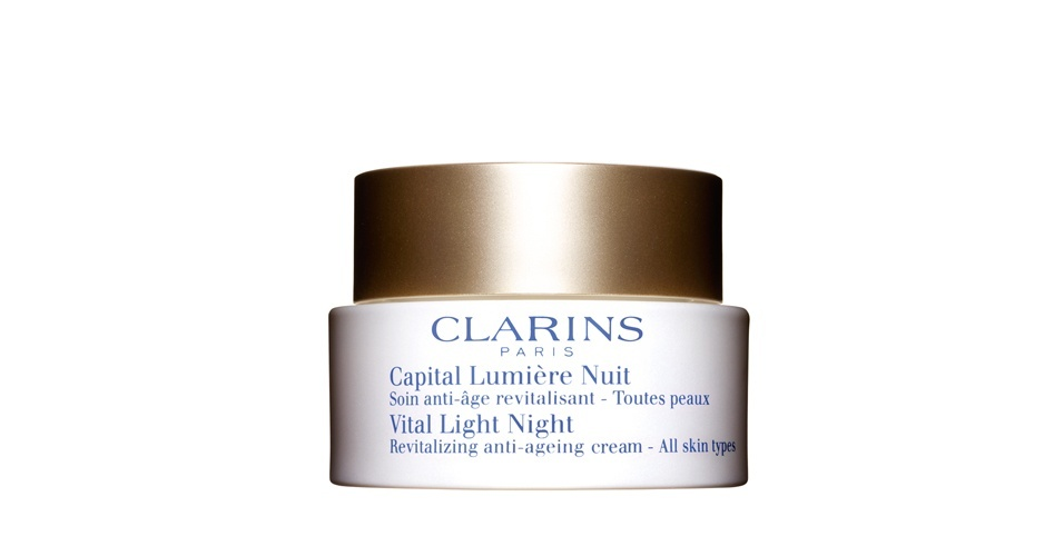 Vital Light Night, Clarins