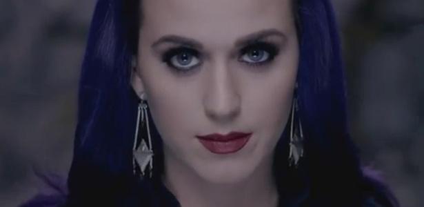 Katy Perry em cena do clipe