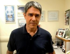 Divulga��o/TV Globo: Confira lista de famosos que estudaram na USP; William Bonner � um deles