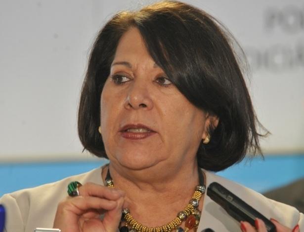 20.jun.2012  Ministra Eliana Calmon, corregedora