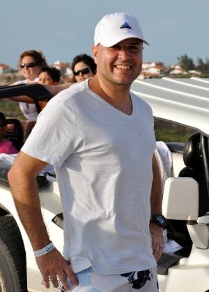 Maurício de Nóbrega, 44, filho do humorista Carlos Alberto de Nóbrega