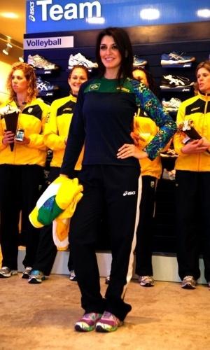 Onças e araras foram a inspiração dos uniformes da seleção brasileira de handebol