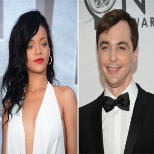 Rihanna e Jim Parsons daro vozes  personagens de 