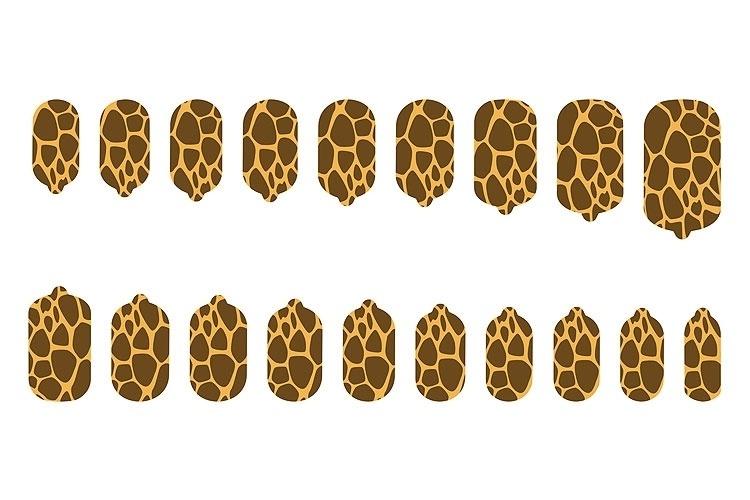 Adesivo animal print