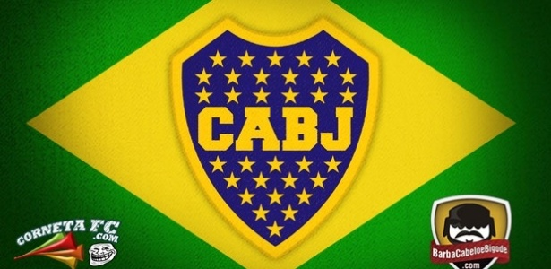 Corneta FC: Boca j tem a maior torcida do Brasil