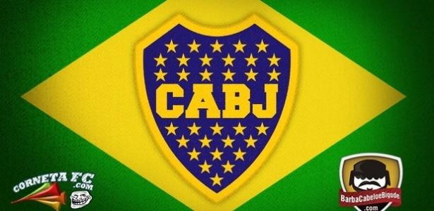Corneta FC: Boca já tem a maior torcida do Brasil