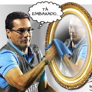 Corneta FC: Não deu, Luxa