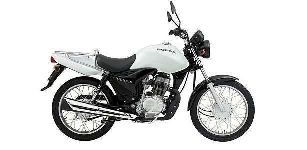Honda CG: moto de 125 cc é ícone da robustez, mas nem por isso é um projeto simples