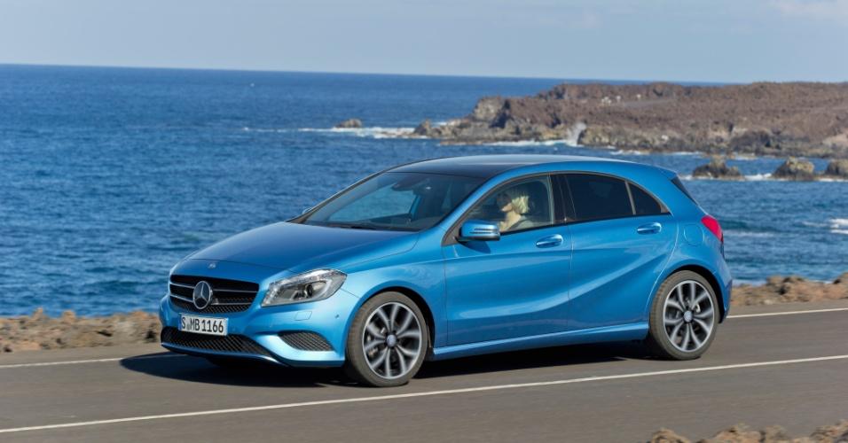 Com preço inicial equivalente a R$ 62.100 (na Europa), o novo Mercedes-Benz Classe A chega ao Brasil até junho do ano que vem