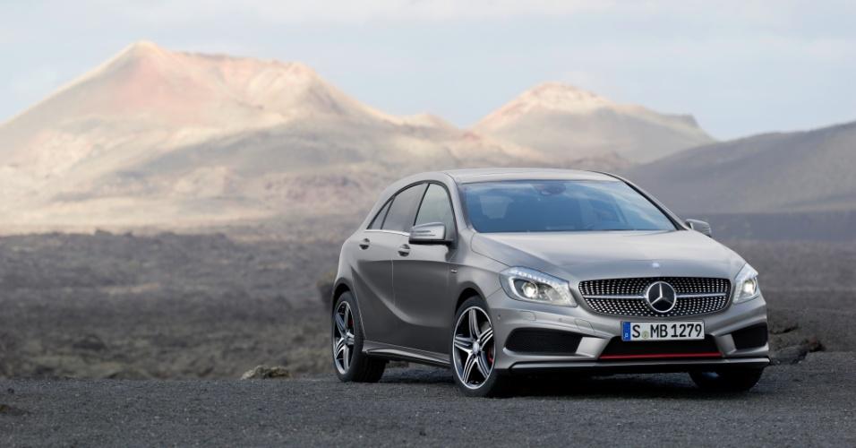 Além do A45 AMG, que deve chegar em 2014 no Brasil, a preparadora oficial da Mercedes ainda prepara oito novos modelos até 2017