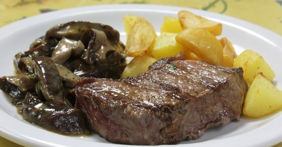 comida, alimenta&#231;&#227;o, vestibular, bife, batata frita