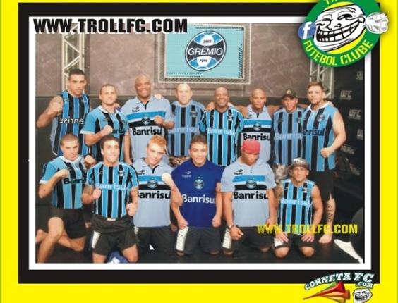 Corneta FC: Grêmio apresenta reforços para a temporada