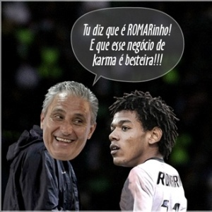 Corneta FC: Karma, Felipão!