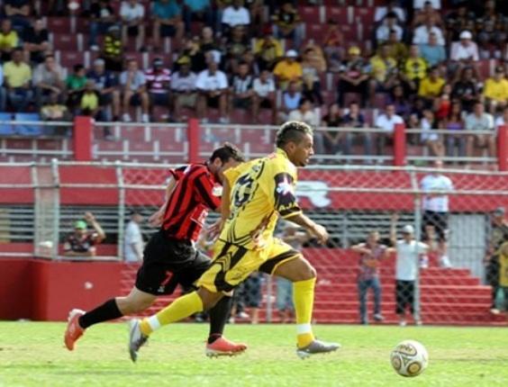 Uochiton Baraúna, jogador do Ajax da Vila Rica