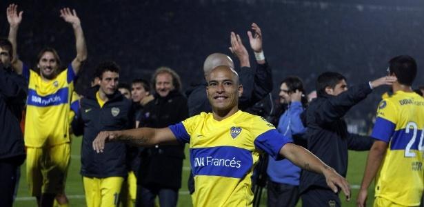 Clemente Rodríguez, ex-Boca, assinou contrato de dois anos com o São Paulo