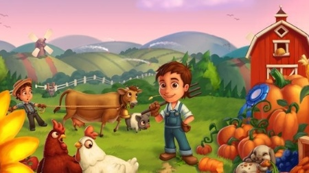 """""""Farmville 2"""", cuja a data de lançamento ainda não foi divulgada, terá gráficos 3D"""