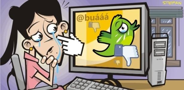 Especialistas dizem que usar a rede social para se lamentar tem prós e contras