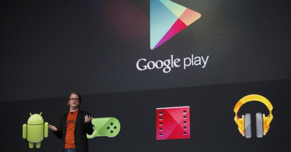 O Google Play (loja de aplicativos do Google) tamb&#233;m apresentou melhoras como um sistema identificador de m&#250;sicas, que j&#225; direciona para baixar o arquivo. A forma de upgrade dos app tamb&#233;m est&#225; mais r&#225;pida