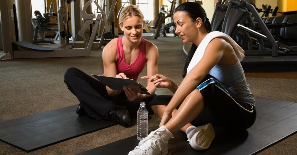Planilha de exercícios para atleta 2013