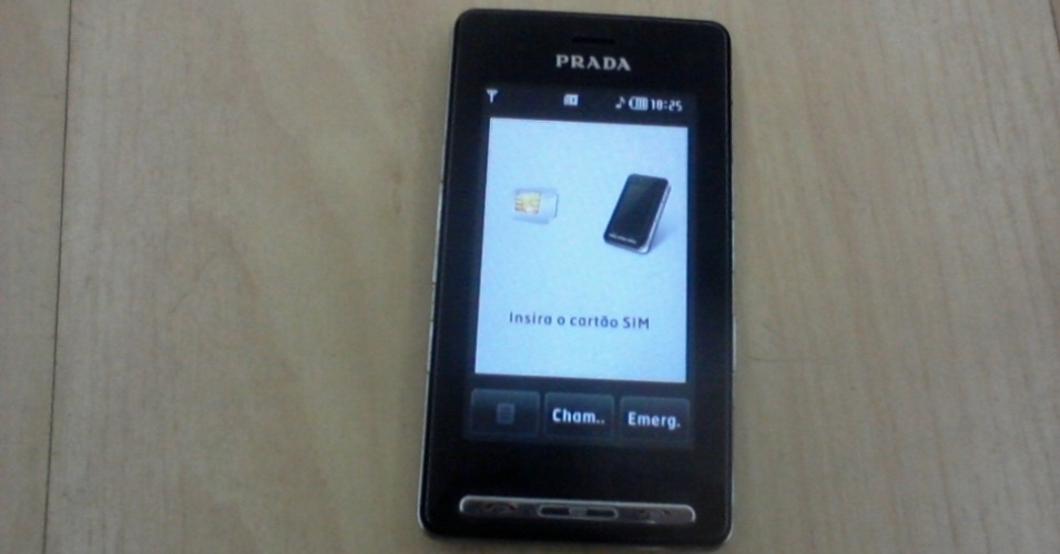 LG Prada