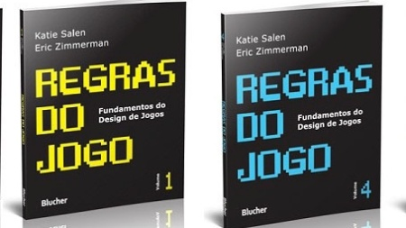 Coleção com quatro livros debate sobre a potencialidade dos jogos e outros tópicos