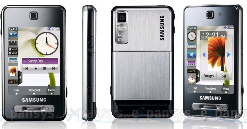 Samsung SGH-F480