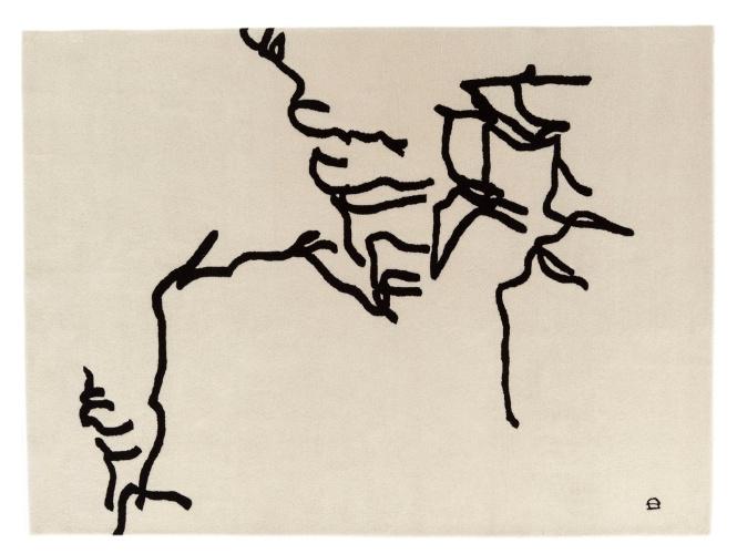 Da coleção Chilida, do designer Eduardo Chilida, o tapete Dibujo Tinta 1957 é feito de lã e vendido sob encomenda. Quanto? R$ 3.825 o m², na Casa Matriz (www.casamatriz.com.br). Preços pesquisados em junho de 2012 e sujeitos a alterações